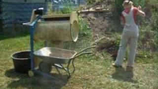 getlinkyoutube.com-ELECTRIC SOIL SIFTING SIEVE
