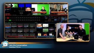 getlinkyoutube.com-EXCLUSIVE! NewTek TriCaster Mini Hands On