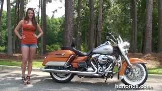 New 2014 Harley Davidson Road King Motorcycles for sale - New Port Richey, FL