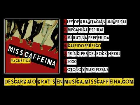Caleidosferico de Zahara Letra y Video