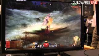 getlinkyoutube.com-PAX East 2011 - Guild Wars 2 - Air Elementalist