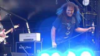 Impellitteri - Warrior LIVE (Bang Your Head Festival 2016)