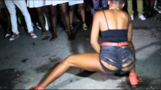getlinkyoutube.com-Danielle D.I. Dancing To IG GIRL A ZINGGG DEM! Side Chick Tuesday All White Party Sept 15th 2015