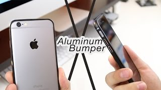 getlinkyoutube.com-iPhone 6/6s Aluminum Bumper Case