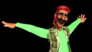 Ruto, the new German 3D animation movie by Berzan Kejo