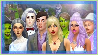 getlinkyoutube.com-The Sims 4 Let's Play Witches l Part 12 New Supreme