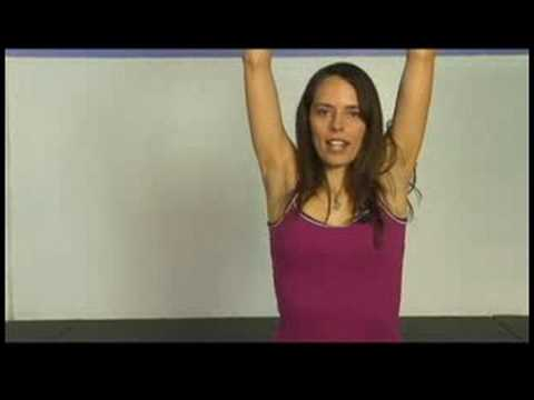 Yoga Breathing & Warm-Ups : Yoga Barrel Breath