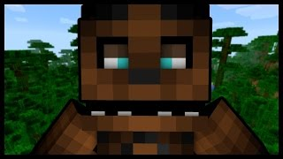 getlinkyoutube.com-Gazza Island: FIVE NIGHTS AT FREDDY'S [7] | Minecraft Roleplay