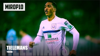 getlinkyoutube.com-YOURI TIELEMANS ✭ THE BEST OF THE BEST ✭ Skills & Goals ✭ 2017 ✭