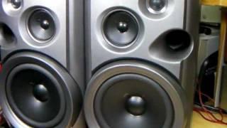 getlinkyoutube.com-KENWOOD LS-N550 3WAY 3Speaker System