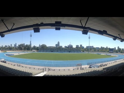 Track and Field Comp at Albert Park - Melbourne - Sprints, Relays, Jumps & Throws