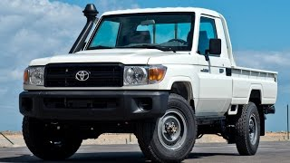 getlinkyoutube.com-Toyota Land Cruiser 79 Single Cabin - 4.2L Diesel - 3 seater - LHD