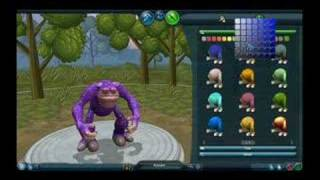 getlinkyoutube.com-Spore Creature Creator Tutorial 2