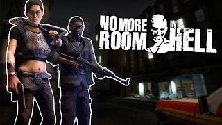 getlinkyoutube.com-WORST ZOMBIE KILLER EVER! | No More Room in Hell Pt.2