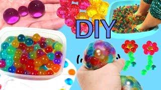 getlinkyoutube.com-Juguete Orbeez: experimentos y juegos con canicas de agua o water beads