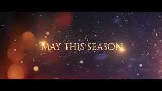 Cinematic Magical Christmas / New Year Greeting Card After Effects Template