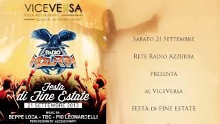 FESTA ViceVersa ReteRadioAzzurra 21 settembre 2013