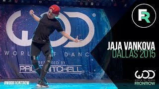 getlinkyoutube.com-Jaja Vankova | FRONTROW | World of Dance Dallas 2015 #WODDALLAS2015
