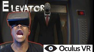 getlinkyoutube.com-ELEVATOR | SLENDERMAN IS HERE!!! OCULUS RIFT DK2