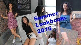 Summer Lookbook 2015