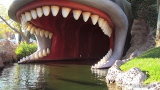 getlinkyoutube.com-[HD] Storybook Land Canal Boats Ride-Through with NEW Frozen Update - Disneyland