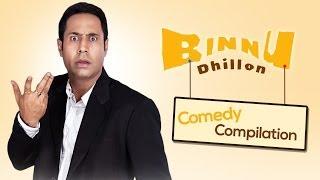 getlinkyoutube.com-Best of Binnu Dhillon - Comedy compilation 2013-2014 | Punjabi Comedy - Sagahits