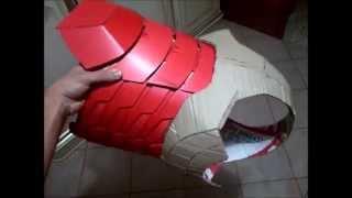 getlinkyoutube.com-Iron Man Mark 7 Prop Replica - part 1