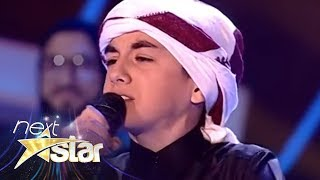 """Hussain Al Jassmi - """"Boshret Kheir"""". Vezi interpretarea lui Omar, la ediţia specială de Paşte - N"""