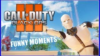getlinkyoutube.com-Black ops 3 Funny Moments - Trickshot Practice, Haunted Manikins