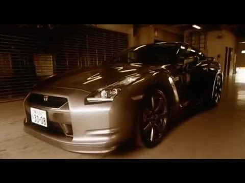 Corvette Stingray  Gear on Nissan Gtr Car Review   Top Gear   Bbc Autos