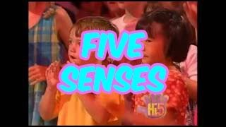 Five Senses - Hi-5 - Season 1 Song of the Week