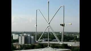 getlinkyoutube.com-Двойная треугольная антенна