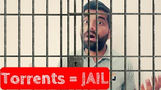 getlinkyoutube.com-Torrents = Jail + Fine | Are you a Criminal?
