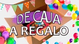 getlinkyoutube.com-Regalos originales PARA TODA OCASIÓN (CON CAJAS).