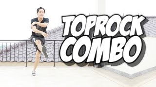 Bboy Tutorial I Top Rock Combo I