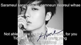 Roy Kim Home (Rom/Eng/Indonesia) lyrics