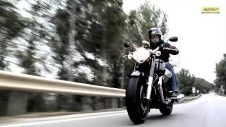 Test Moto Guzzi California Custom 1400  - Moto.it
