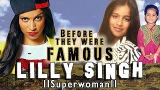 getlinkyoutube.com-LILLY SINGH - Before They Were Famous - iiSuperwomanii