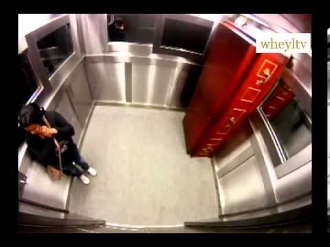 Extremely Scary Coffin In Elevator Prank (WITH SUBTITLE) You Must See!!
