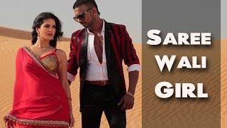 getlinkyoutube.com-Sunny Leone - Saree Wali Girl | Girik Aman