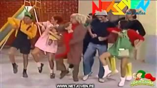 getlinkyoutube.com-Chespirito Style (Gangnam style)