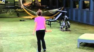 getlinkyoutube.com-Danielle, the Tumbler! (Big Brother 14)