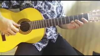 Keroncong Kemayoran   NN (Fingerstyle Cover By Ilham Andika)