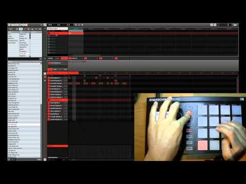 Using Note Repeat in Maschine to Create Awesome Syncopated Grooves and Fills