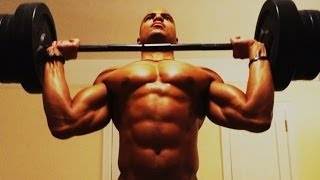 getlinkyoutube.com-2 Moves To Build Bigger Stronger Shoulder Muscles Fast (Big Brandon Carter)