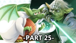 getlinkyoutube.com-How to breed Yoda Dragon Gameplay Part 25   Dragon City
