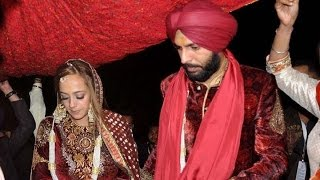 getlinkyoutube.com-Yuvraj Singh wedding Video Pics Photos | Yuvraj Singh Wedding Reception | Virat Kohli Dance wedding