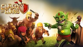 getlinkyoutube.com-Clash of Clans | How to 3 star goblin level 46 - Kitchen Sink
