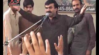 getlinkyoutube.com-Zakir Qazi Waseem Abbas Majlis 4 Muharam 2016 Chak 107 s,b Sargodha