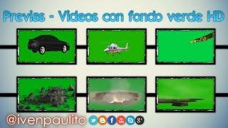 DESCARGAR EFECTOS ESPECIALES CON FONDO VERDE PARA TUS VIDEOS | MÁS DE 200 INCREÍBLES!!!